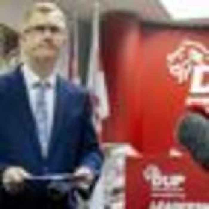 Sir Jeffrey Donaldson will be new DUP leader - the party's third in space of two months