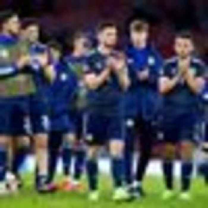 It's tough being a Scotland supporter but there's hope for the future