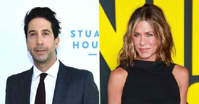 How You Doin? Jennifer Aniston Spills She Would 'Proudly' Say She 'Banged' David Schwimmer If It 'Happened'