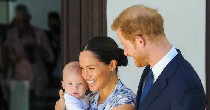 Prince Harry & Meghan Markle Rejected Earl Of Dumbarton Title For Archie Over Fear Of 'Dumb' Jokes: Report