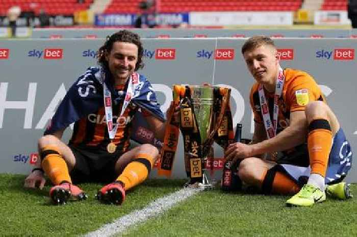 Hull City's 2021/22 Championship fixtures confirmed