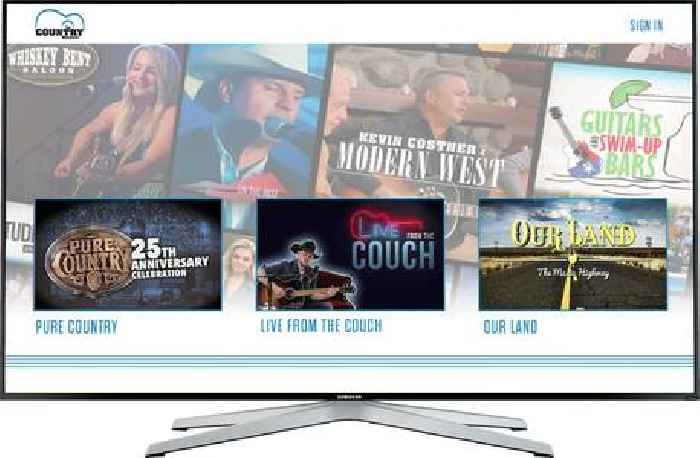 Cinedigm Partners with Music-Television Linear Cable Network