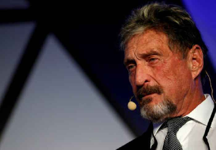 Software mogul John McAfee dies in Spain by suicide, lawyer says