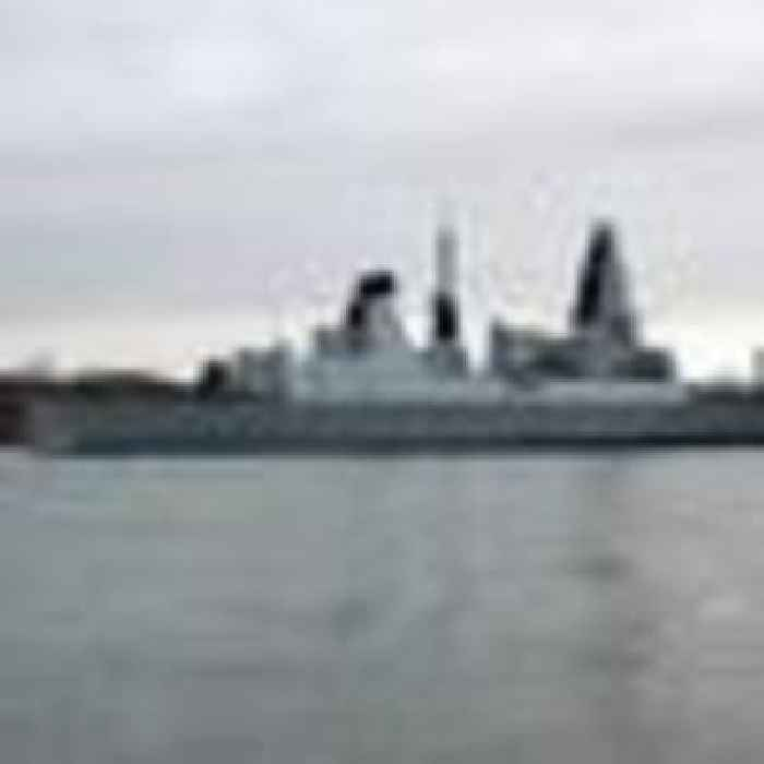 PM defends Navy warship's actions as Moscow warns 'no options can be ruled out'