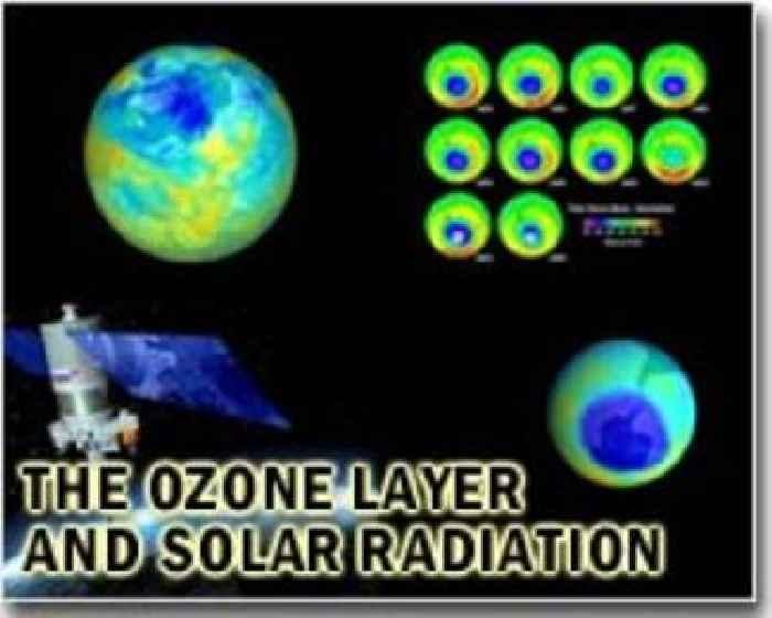 Rising greenhouse gases threaten Arctic ozone layer