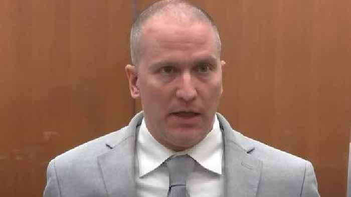 Derek Chauvin Sentenced to 22½ Years in Prison for George Floyd Murder