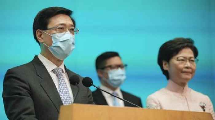 Security Official Tapped As Hong Kong's No. 2