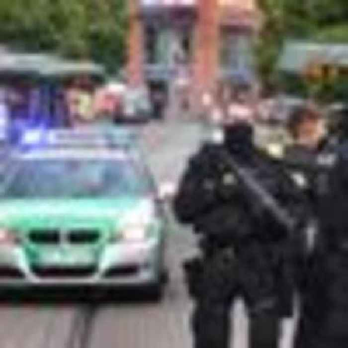 Three people dead after knife attack in German city