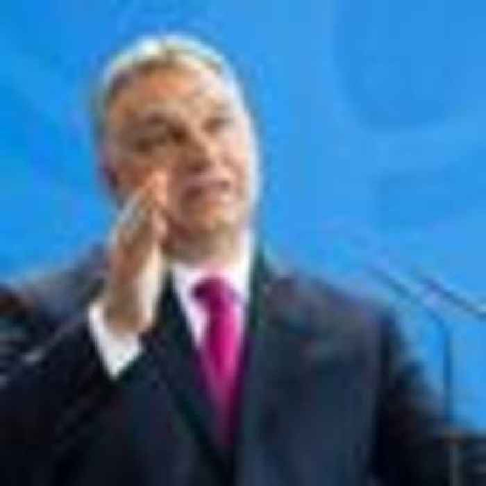European leaders confront Hungary PM Orban over 'discriminatory' LGBT+ law