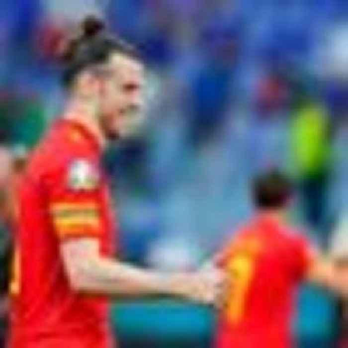 Wales trail Denmark 1-0 in bid to reach Euro 2020 quarter-finals