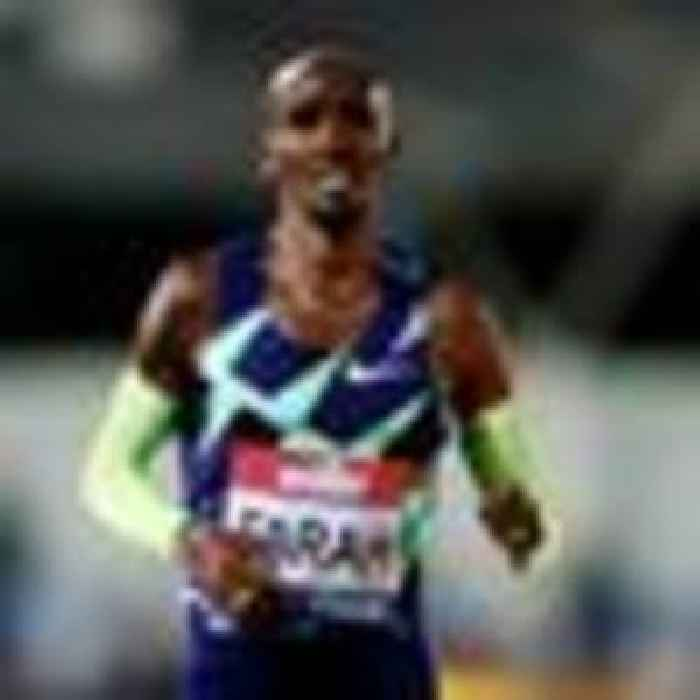 'I've had a wonderful career': Sir Mo Farah fails to qualify for the Tokyo Olympic games