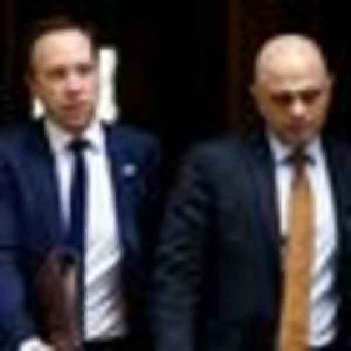 Javid 'honoured' to take over as health secretary after Hancock quits over COVID rules breach