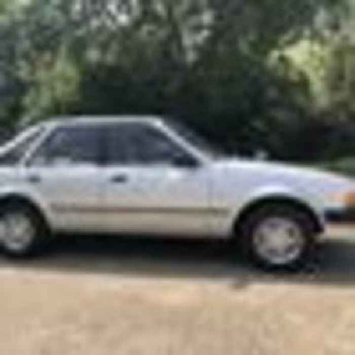 Ford Escort given to Diana by Prince Charles sells for £52,000