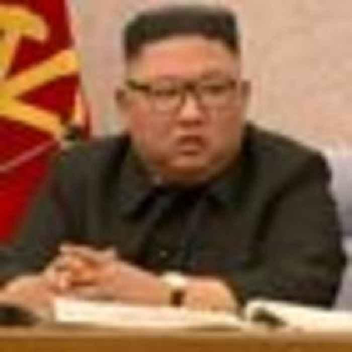 Kim Jong Un berates N Korea's top officials over 'great crisis' in COVID response