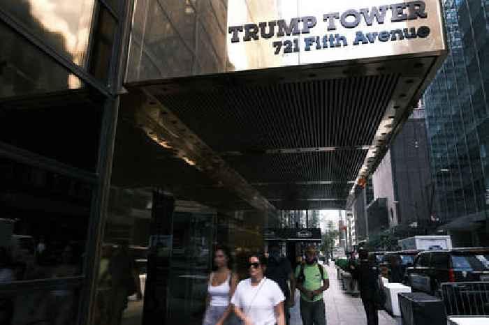 Trump Organization, CFO Indicted, CFO Slated to Surrender on Thursday