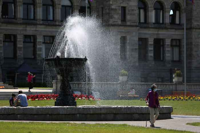 Western Canada Heat Wave Most Extreme in History, Aggravated by Climate Change