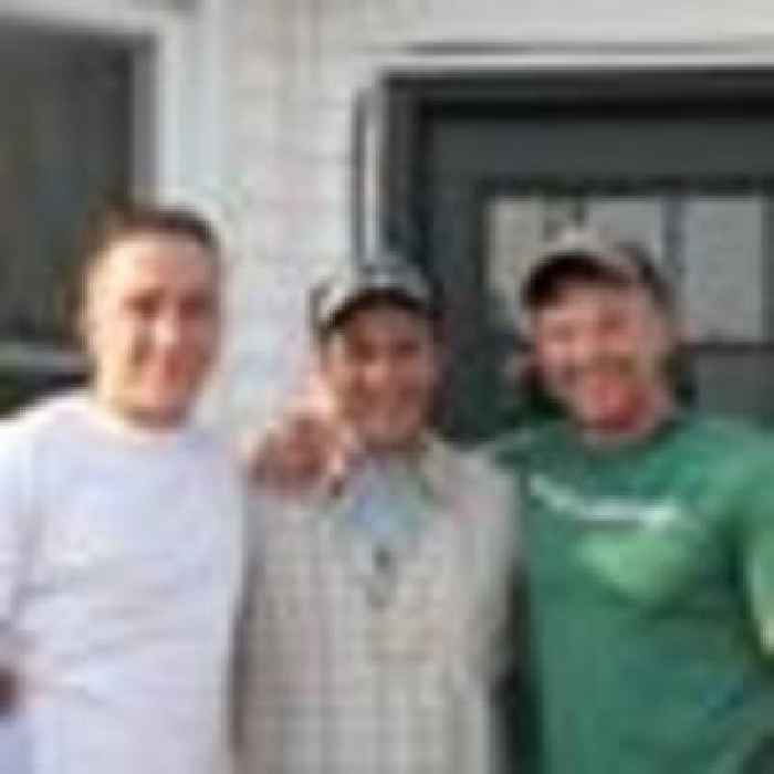These three brothers fought in Afghanistan, but only one survived the conflict