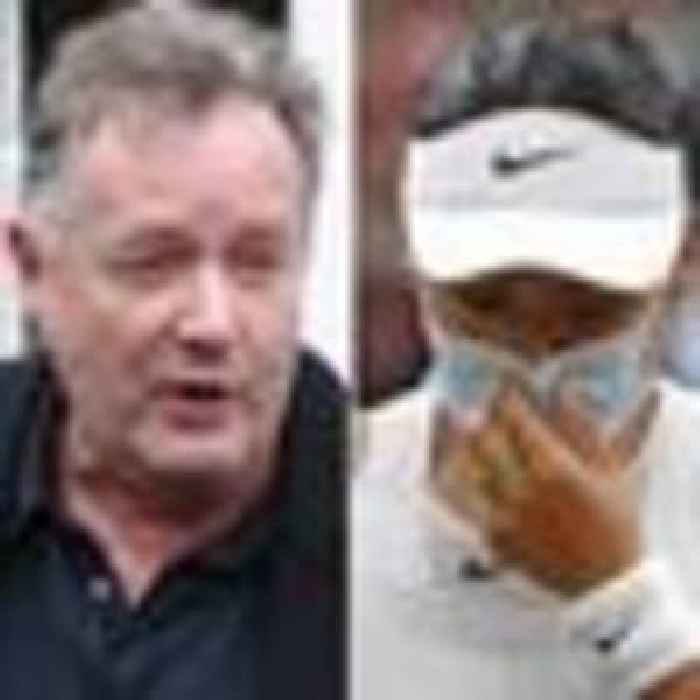 Andy Murray and Piers Morgan clash over British tennis star Raducanu