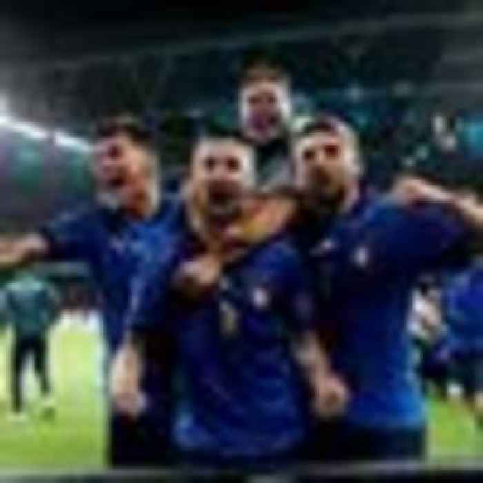 Italy through to Euro 2020 final after beating Spain on penalties