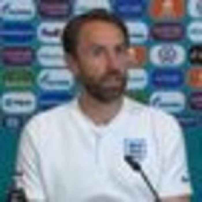 'Pressure is motivating': Southgate says England 'calm' ahead of Euro 2020 semi-final