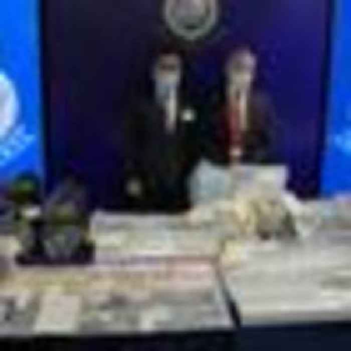 Six students and teacher among nine arrested over alleged Hong Kong terror plot