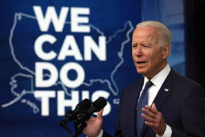 Joe Biden Says Unvaccinated Americans Put Communities At Risk; Offers New Strategy After Missing Goals