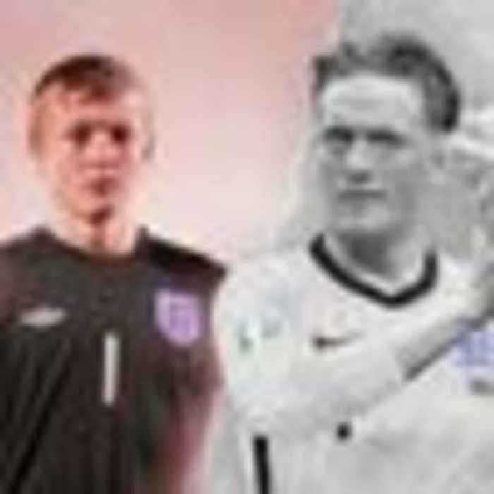 Jordan Pickford: From facing death threats to becoming England's impassable goalkeeper