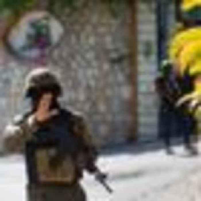 Four 'mercenaries' who assassinated Haiti's president killed in gun battle, police say