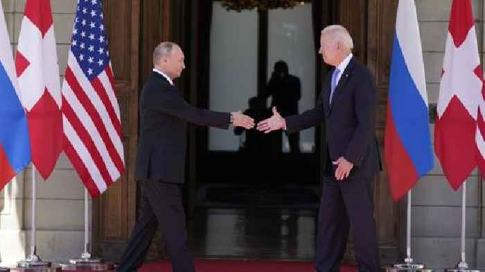 Pres. Biden Tells Putin To Take Action Against Cybercriminals