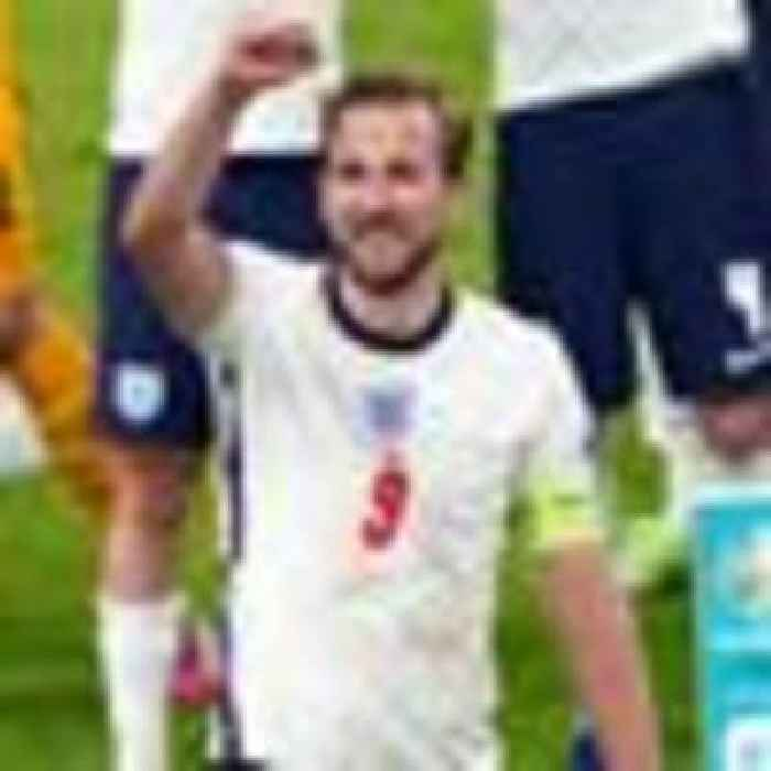 England's 'normal lads' have dreamed of lifting Euro 2020 trophy, says captain Harry Kane