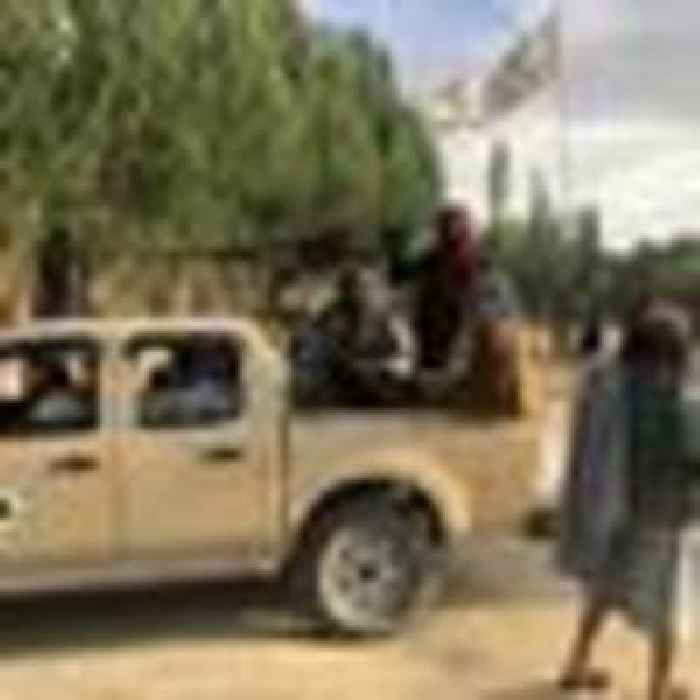 Taliban make rapid advances in Afghanistan as western forces withdraw