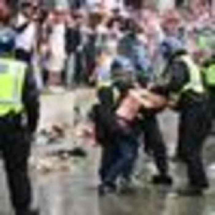 England's courageous Euro 2020 performance marred by arrests and abuse