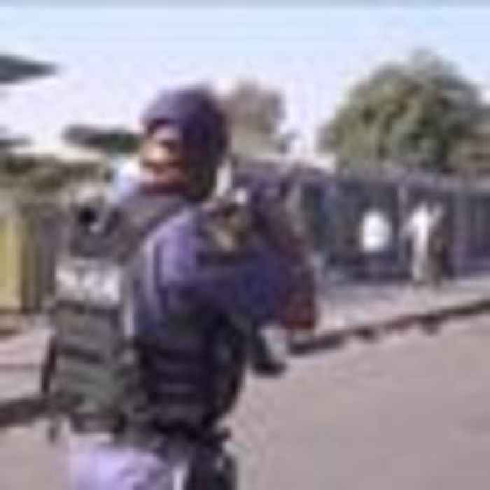Six people dead in South Africa as riots over jailing of former president Jacob Zuma escalate