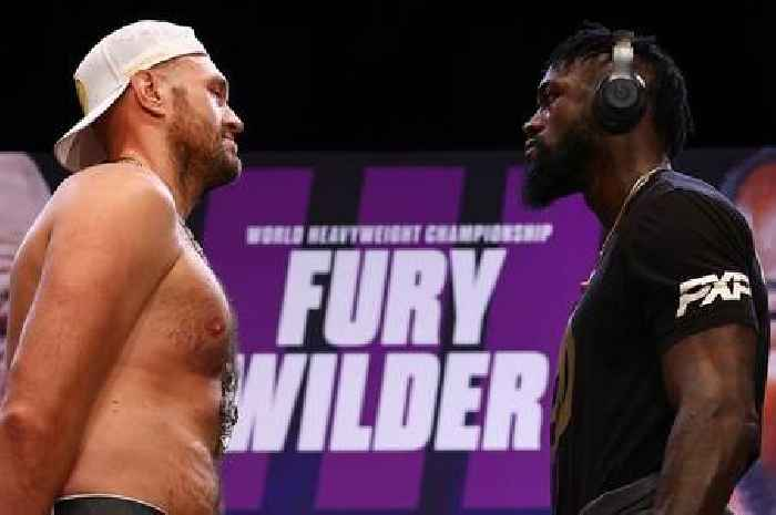 Tyson Fury confirms Deontay Wilder trilogy bout has been moved to October 9