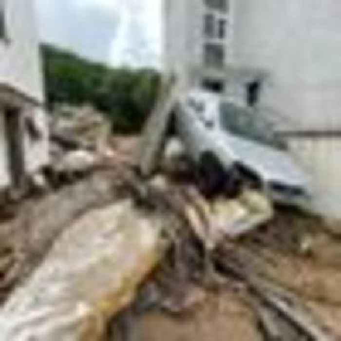 At least 33 dead and more than 70 missing after severe floods in Germany and Belgium