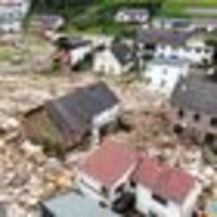 'Catastrophe': More than 60 dead and over 70 missing after floods in Germany and Belgium