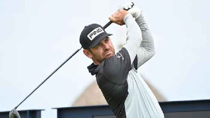 Oosthuizen makes flying start at British Open