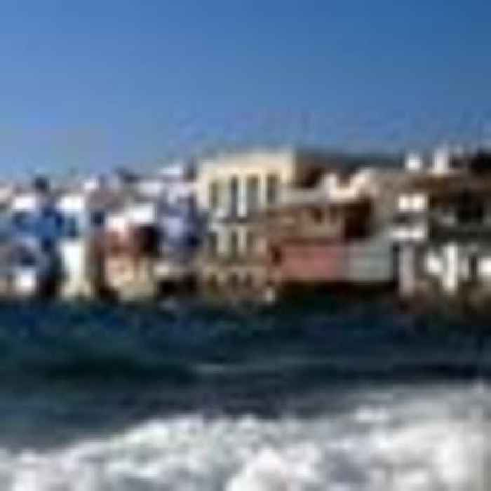 Mykonos bans music in bars and restaurants after surge in COVID cases