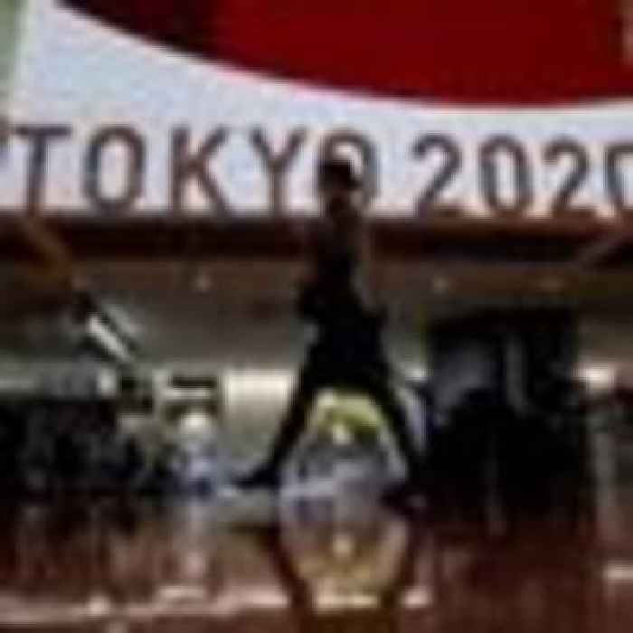 Athletes at Tokyo's Olympic Village forced to isolate after testing positive for COVID
