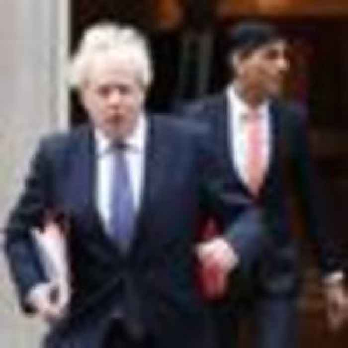 PM and Sunak not isolating despite being pinged after Javid's positive COVID test