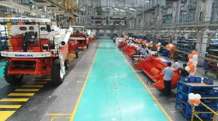 Sonalika Establishes India's Largest Harvester Manufacturing Facility in Himachal Pradesh with Investment of Rs. 200 Cr.