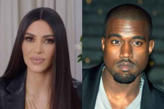 Kanye West Allegedly Compares Living With Former Wife Kim Kardashian to Prison, Plays Song About Divorce at Album Launch