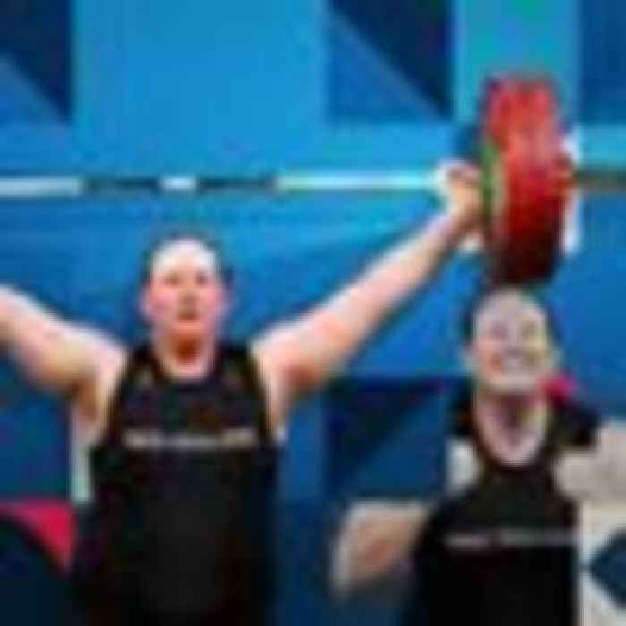 Transgender weightlifter is set to make Olympic history – but does she have unfair advantage?