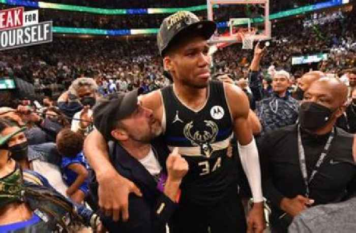 """""""Giannis is the best player in the world"""" — Emmanuel Acho on the Bucks winning the NBA Championship I SPEAK FOR YOURSELF"""