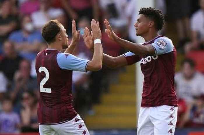 Aston Villa player reports as Buendia sparkles Walsall