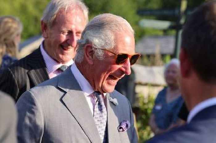 Prince Charles and Camilla visit North Devon on final day of tour