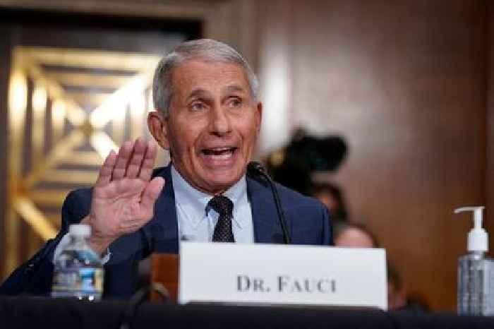 Dr. Fauci, Senator Rand Paul Argue on False Accusations About COVID-19 Origin