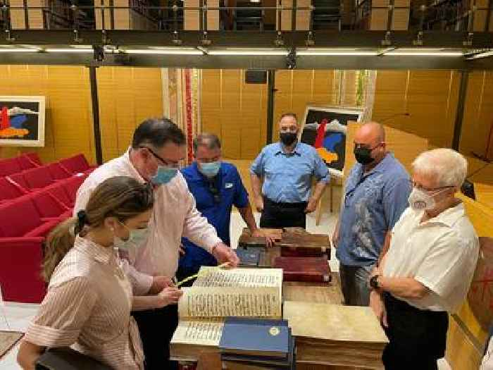ShelterZoom Signs Strategic Partnership with Prestigious Vatican University to Digitize Historical Archives - Pontifical Oriental Institute