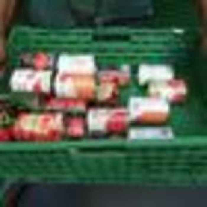 Thousands of people in the UK struggle to access food, new study finds