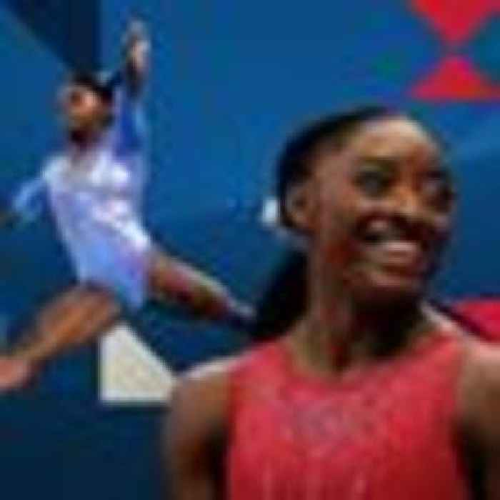 How Simone Biles overcame childhood hunger and sexual abuse to become world's greatest gymnast